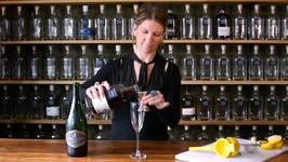 Spirit Works Distillery's Sloe Gin Product