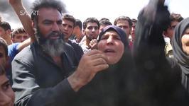 Locals Protest Tahrir Al-Sham Death Sentence Against Man Accused of 'Insulting' Prophet Mohammad