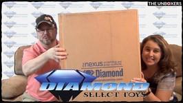 Diamond Select Toys HUGE Box of Awesomeness Reveal