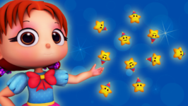 Twinkle Twinkle Little Star-Popular Nursery Rhymes for Kids