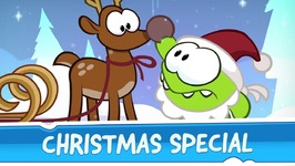 Om Nom Stories- Around the World - Christmas Special