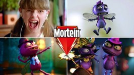 The Best 13 Louie the Fly Mortein Funny Commercials