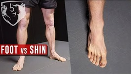 Foot or Shin - Roundhouse Kick with Which Part of the Leg