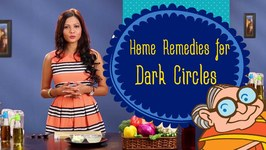 Skin Care - How To Get Rid Of Dark Circles Under Eyes - Home Remedies For Dark Circles And Puffy Eyes