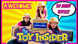 What's Inside the Box? OPENING MYSTERY SURPRISES Full of TOYS!