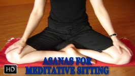 Meditation for Beginners - How to Meditate - Yoga Meditation - Sitting Postures