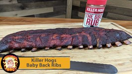 Baby Back Ribs With Killer Hogs The BBQ Rub