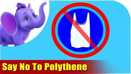 Say No To Polythene - Environmental Song in Ultra HD (4K)