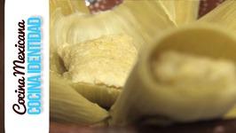 Recetas de Tamales: Cómo hacer Tamales de elote?