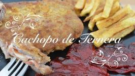 Cachopo de Ternera Asturiano / Cachopo Asturiano
