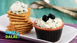 Olive Cream Cheese Dip