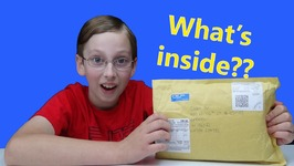 Surprise Mystery Package Fan Mail Opening And British Candy Review Taste Test