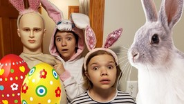 Crazy Easter Routine!