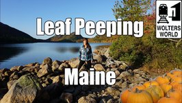 Visit Maine: 5 Tips for Visiting New England in the Fall