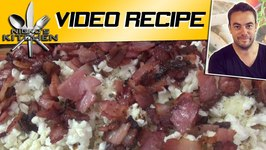 How To Make Bacon Popcorn