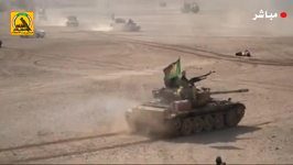 Iraqi Forces Said to Surround Islamic State Fighters on Syrian Border