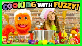 Pretend Cooking Playset- Treats Toy Review Desserts Sour Gummies DIY Fun and Easy for Kids