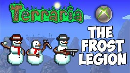 Terraria Xbox - Nitro's Magic Mansion - The Frost Legion 12
