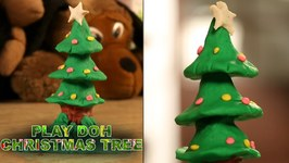 Play Doh Christmas Tree - Christmas Tree