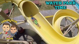 WATER PARK - COOLING OFF - Wayland's Water World