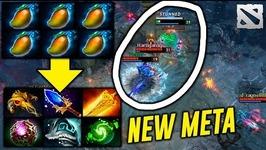 Draskyl Tidehunter Carry NEW META Dota 2