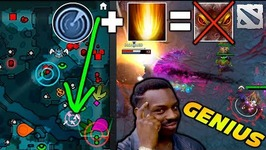 Miracle Genius Goku Invoker Dota 2