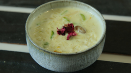 Tandalachi Kheer Recipe - Quick And Easy Rice Kheer Recipe In Marathi - Smita