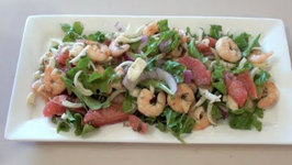 Buttermilk Prawn Salad