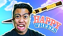 HARPOONED THROUGH THE HEAD - Happy Wheels