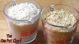 Quick Tips - How To Make Fresh And Dried Breadcrumbs