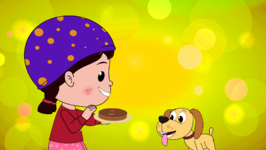 Pat-A-Colourful Cake -  Learning Songs  for Children
