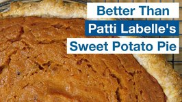Better Than Patti LaBelle's Sweet Potato Pie Recipe