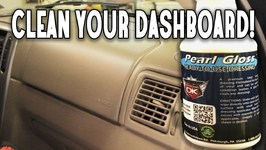 DETAIL KING PEARL GLOSS VINYL DRESSING: How To Clean Your Car's Dashboard - Car Detailing Products