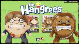The Hangrees FAIL! / Pop Culture Parody Mystery Slime Figures