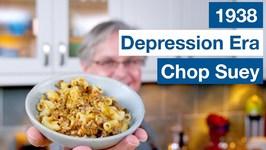 1938 Depression Era Chop Suey
