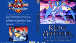 Episode 12 Season 1 King Arthur and the knights of justice - Viper's Phantom