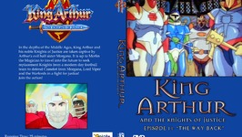 Episode 13 Season 1 King Arthur and the knights of justice - The Way Back