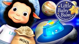 Baa Baa Black Sheep - Part 2 - Nursery Rhymes