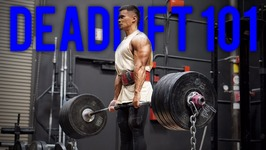 How To Conventional Deadlift - Proper Form - Mental Cues