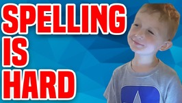 Spelling Is Hard - Funny Kids Compilation