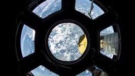 NASA Astronaut Says Space Station Goodbye With Stunning View of Earth