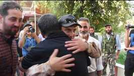 Opposition Group and Syrian Government Exchange Prisoners in East Damascus