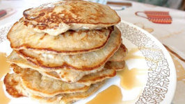 Flourless Banana Pancakes - Rule Of Yum Recipe