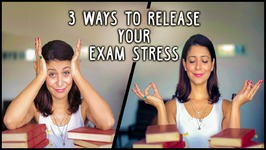 3 Ways To Release Your Stress and Anxiety