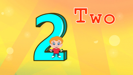 Number Two - Learning Numbers for Kids