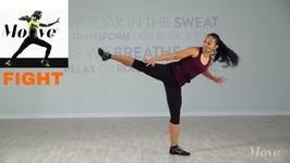 Fight Open - exercise class for women - Fighting - Sunshine