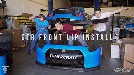 Aggressive Gtr Front Lip Install