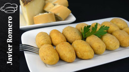 Como hacer croquetas de queso muy cremosas