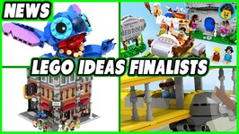 First 2018 LEGO Ideas Finalists Are Here