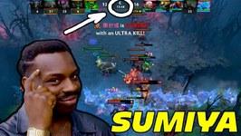 SumiYa Epic Invoker Highlights Dota 2